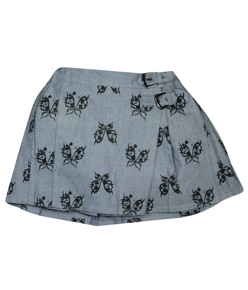 FS Miniklub Winx Gray Colored Skirt