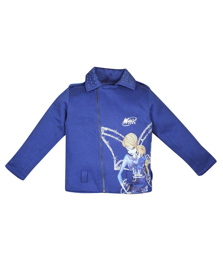 FS Miniklub Winx Navy Sweatshirt