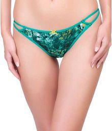 Inner Sense Organic Antimicrobial String Bikini Panty