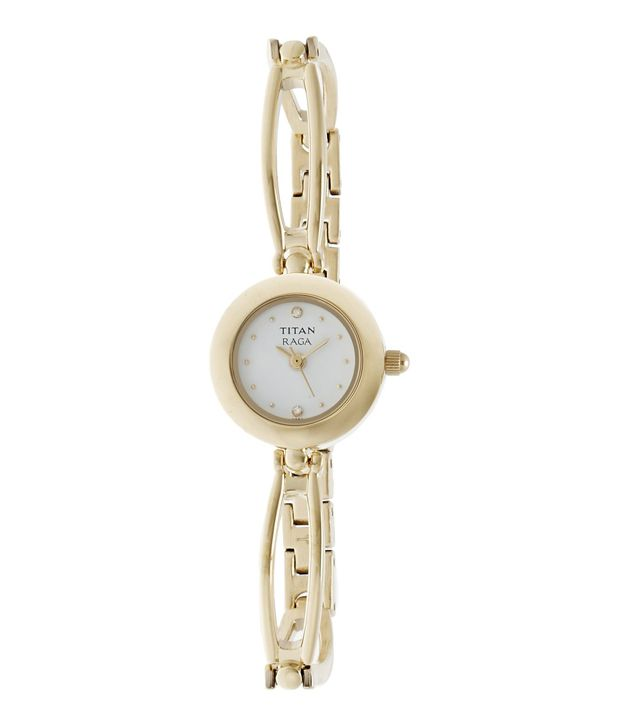 Titan Raga NE9665YM04 Women's Watches