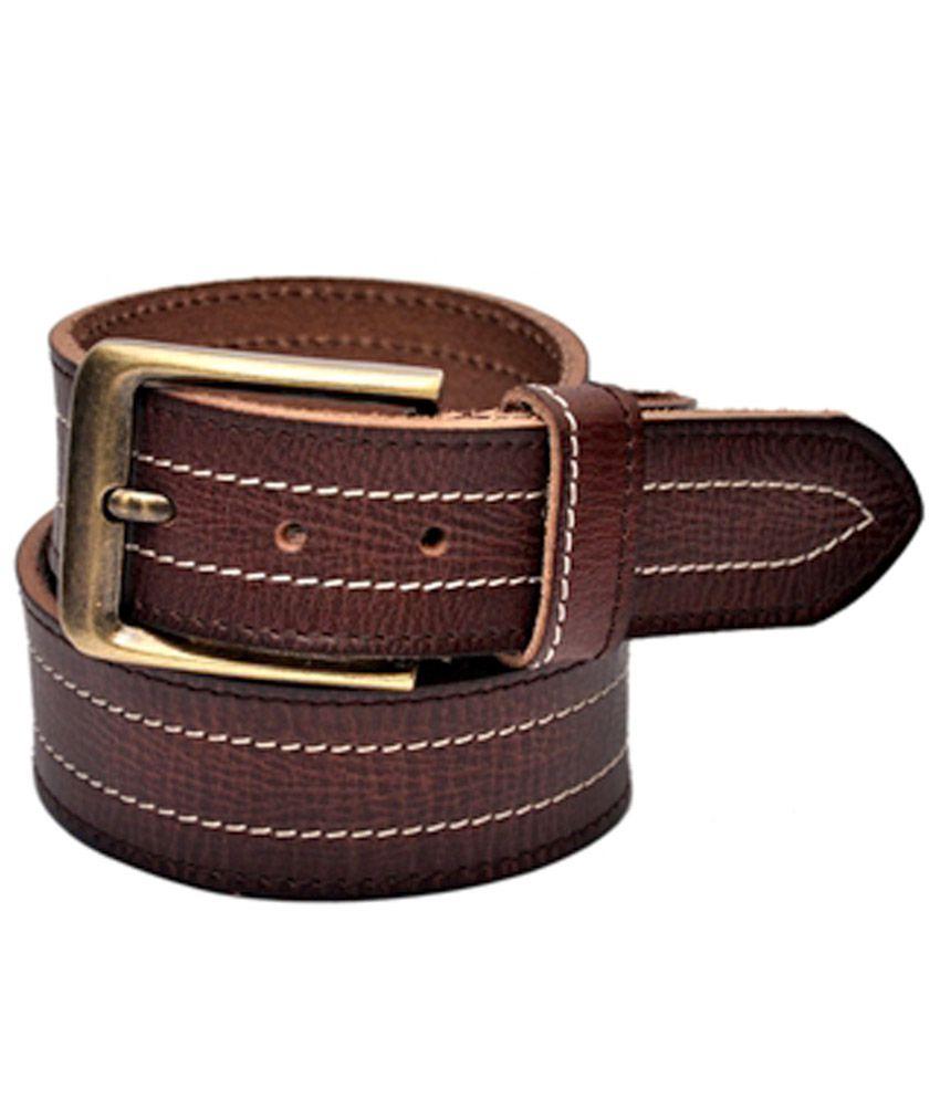 jaydee india designer belt brown casual belt for buy