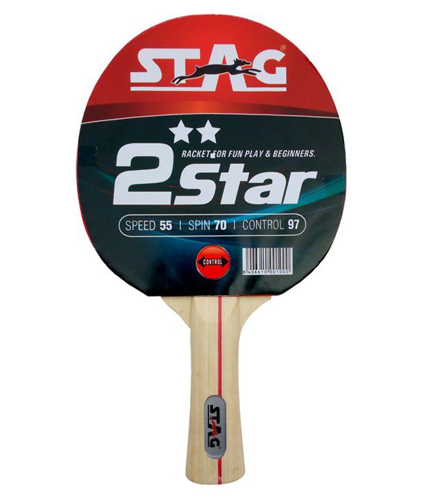 stag 2 star table tennis racket buy online at best price on snapdeal rh snapdeal com