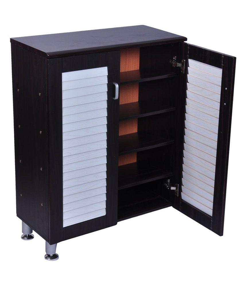 Wood Wizard Exquisite 2 Door Shoe Cabinet - Buy Wood Wizard ...