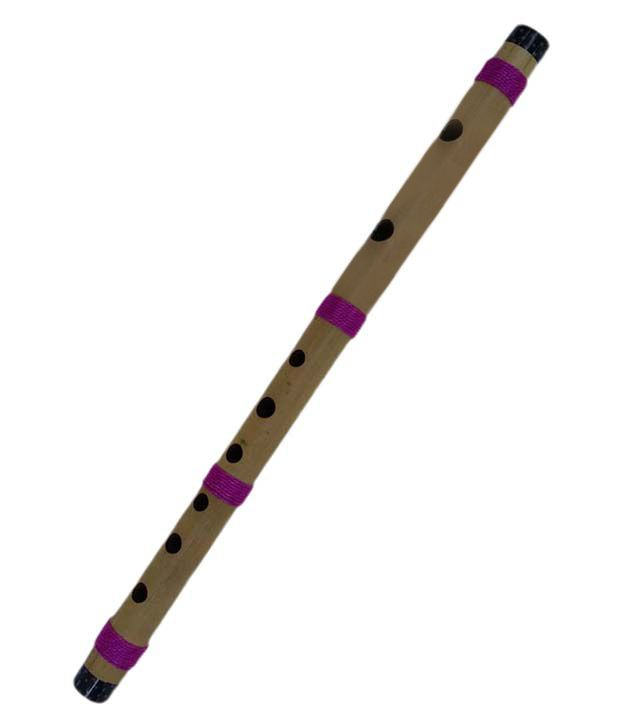 Sg Musical Bamboo Made Indian Flute