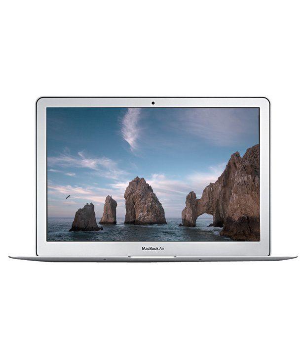 Apple MacBook Air MJVM2HN/A Ultrabook (Intel Core i5- 4 GB RAM- 128 GB SSD- 29.46 cm (11.6)- OS X 10.10 Yosemite) (Silver)