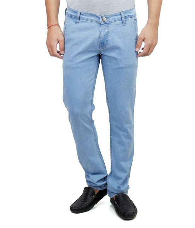 Haltung Blue Regular Fit Jeans
