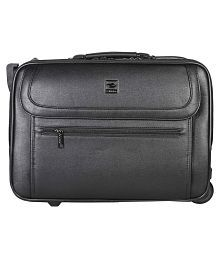 Sonada Black Ca95047 Laptop 1 Wheel Trolley Case