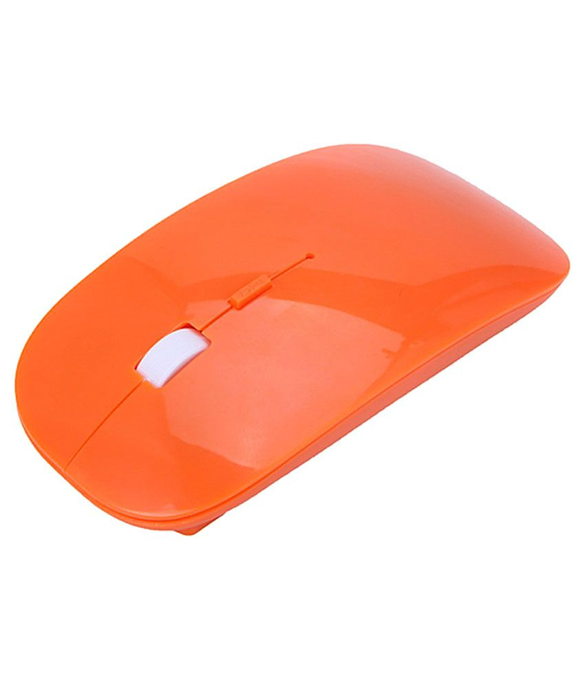 Terabyte Tb-mw-023 Wireless Mouse Orange