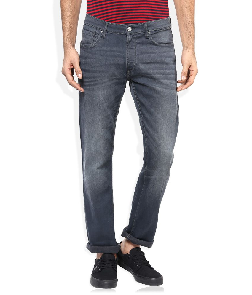 Lee Grey Slim Fit Jeans