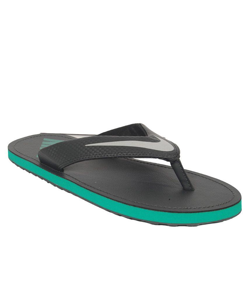 Nike Dark Grey Slippers Art N724324013