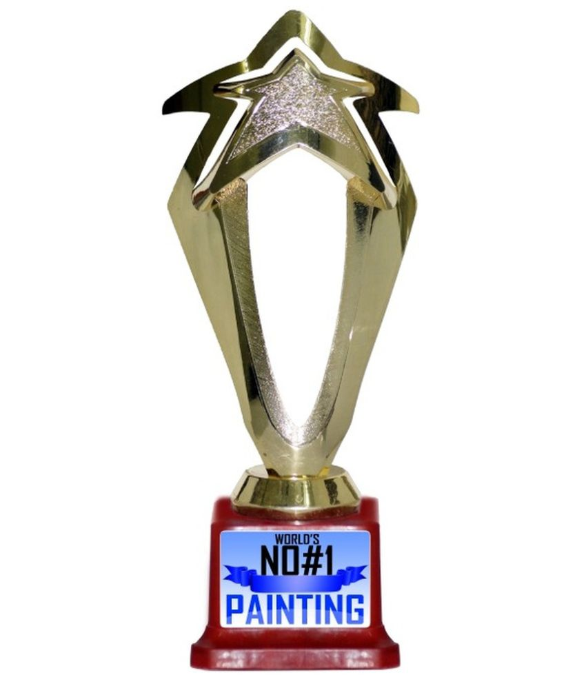 Victory knights glossy plastic worlds no1 painting trophy buy victory knights glossy plastic worlds no1 painting trophy thecheapjerseys Images