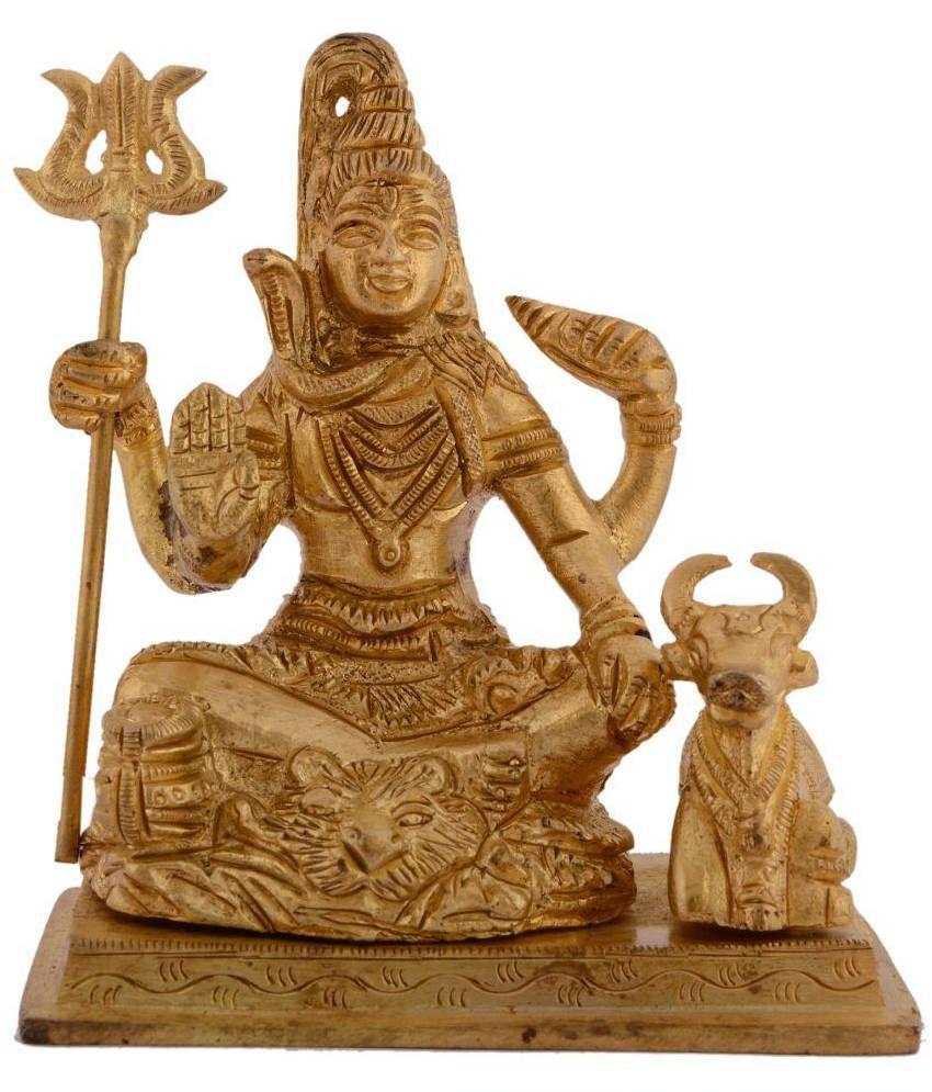 1st Home Brass Shiva Statue