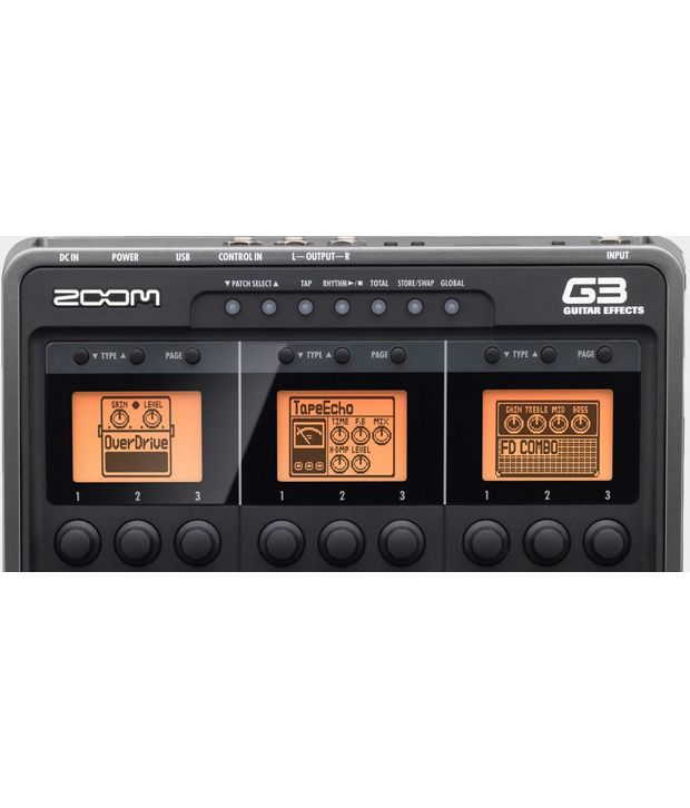 zoom g3x guitar effects pedal cum amp simulator buy zoom g3x guitar effects pedal cum amp. Black Bedroom Furniture Sets. Home Design Ideas