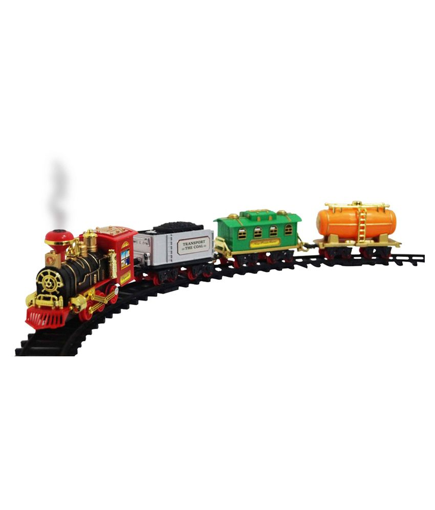 Gm Enterprises Gm Enterprises Train Set Multicolor