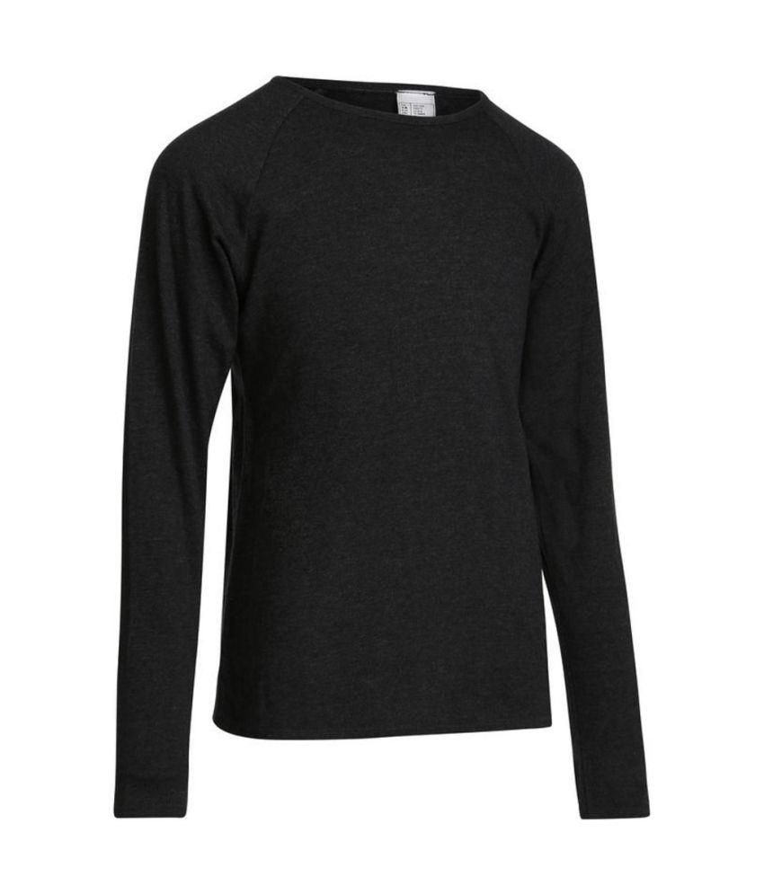 Domyos Kids Comfort Long Sleeve T-Shirt