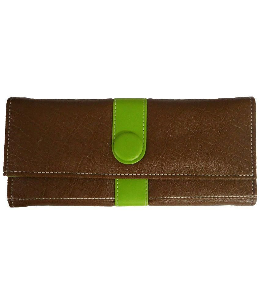 Samco Fas Brown Regular Wallet
