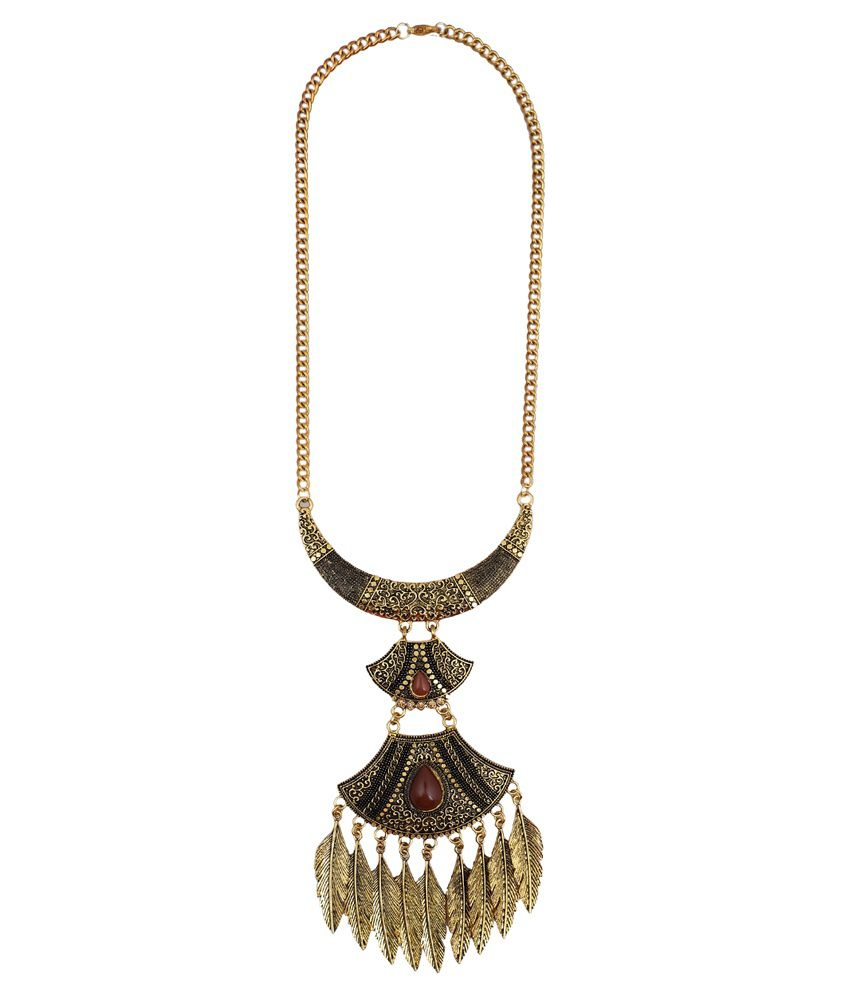 Super Drool Multicolour Alloy Necklace
