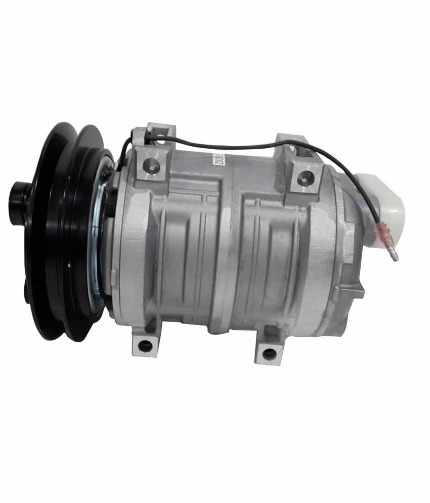 valeo silver ac compressor for tm21 bus ac tempo travellor ac rh snapdeal com