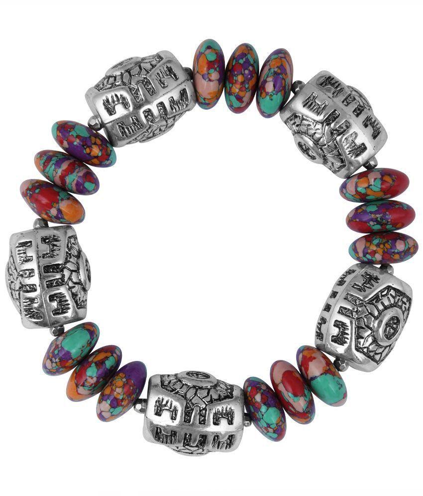 Pearlz Ocean Multicolor Bracelet