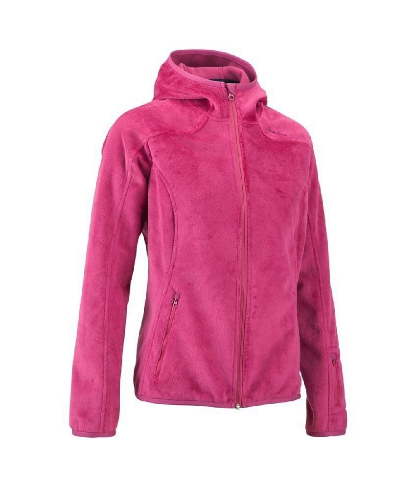 Quechua Forclaz 500 Women Hiking Fleece