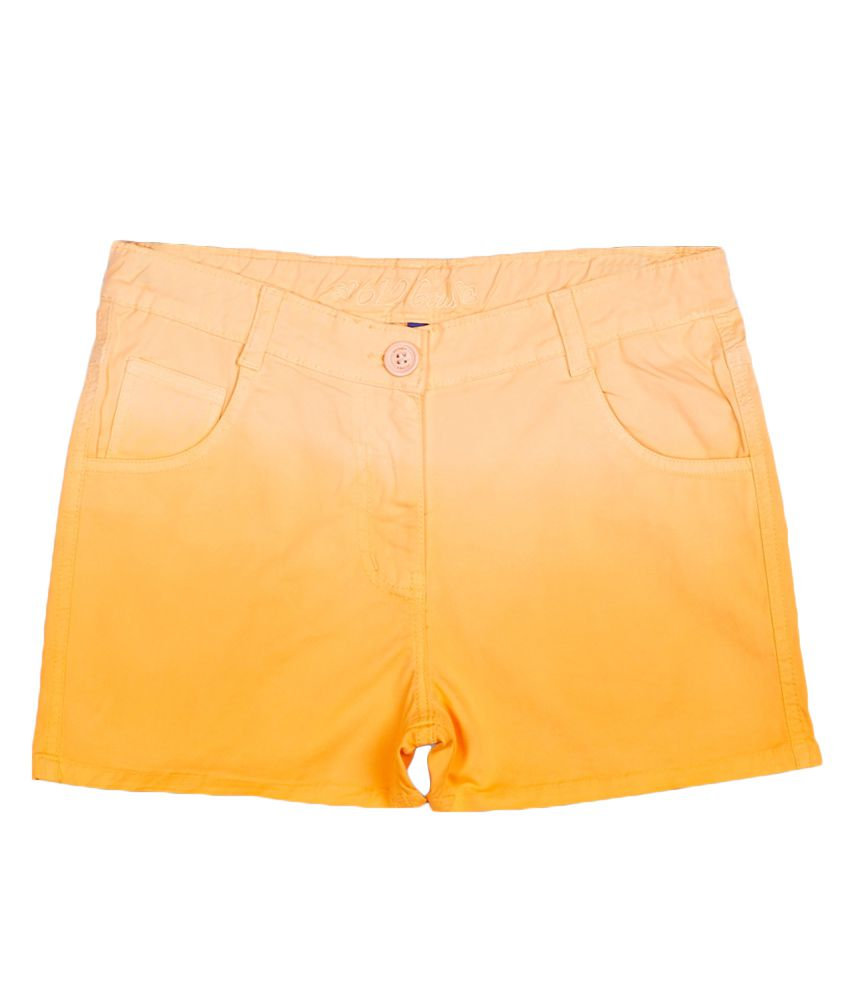 612 League Orange Shorts