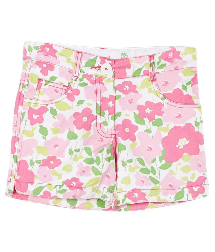 612 League Pink Shorts