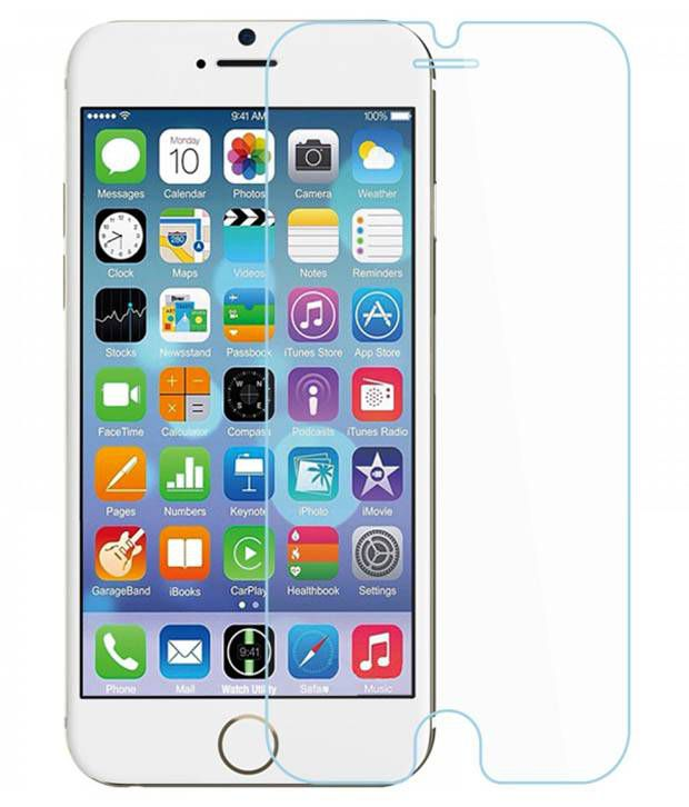Incell Tempered Glass Screen Guard For Apple Iphone 4s