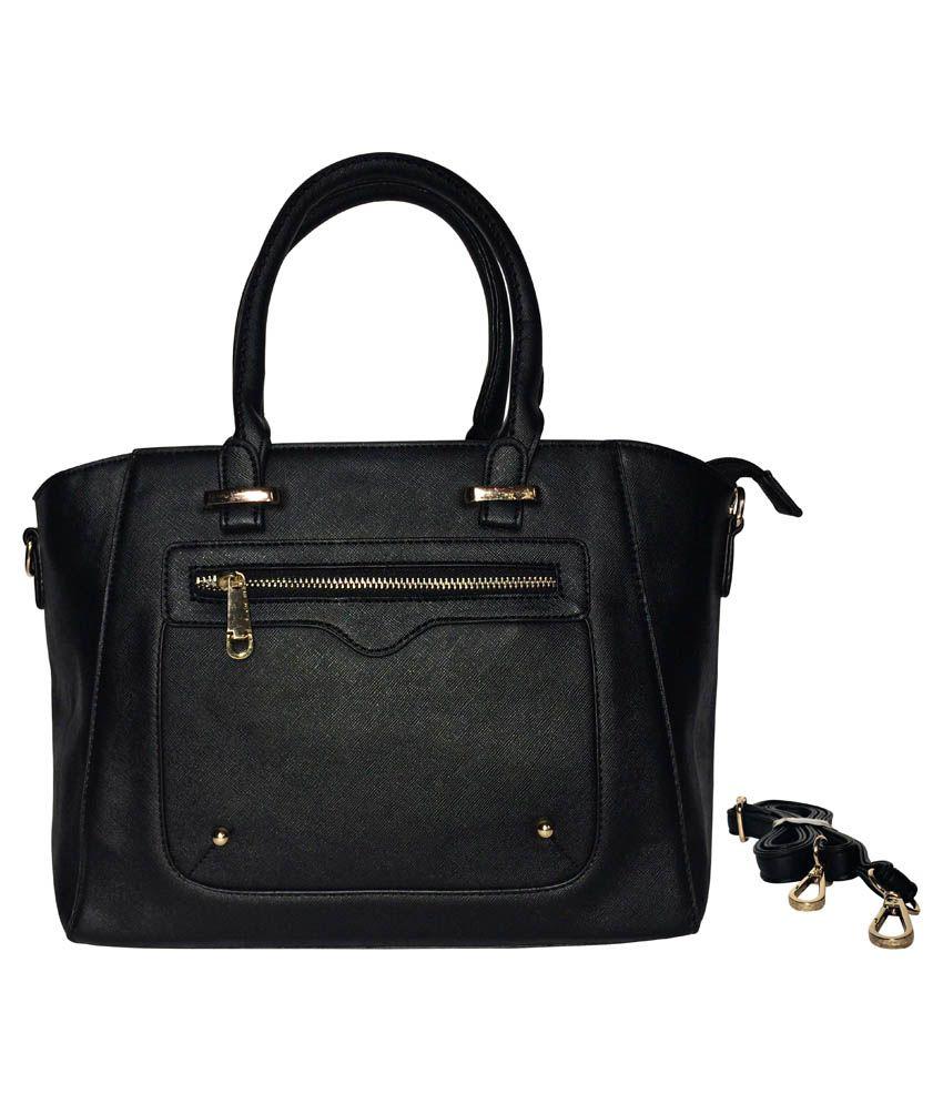 Parv Collections Black Others Shoulder Bag