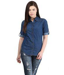 Mayra Denim Shirt