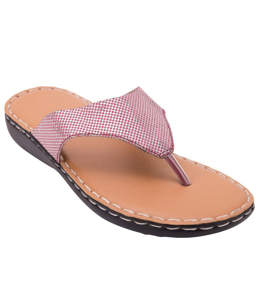 Footrendz Women's Comfortable Party Wear Synthetic Wedges