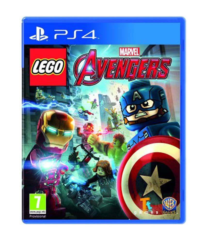 LEGO: Marvel Avengers PS4
