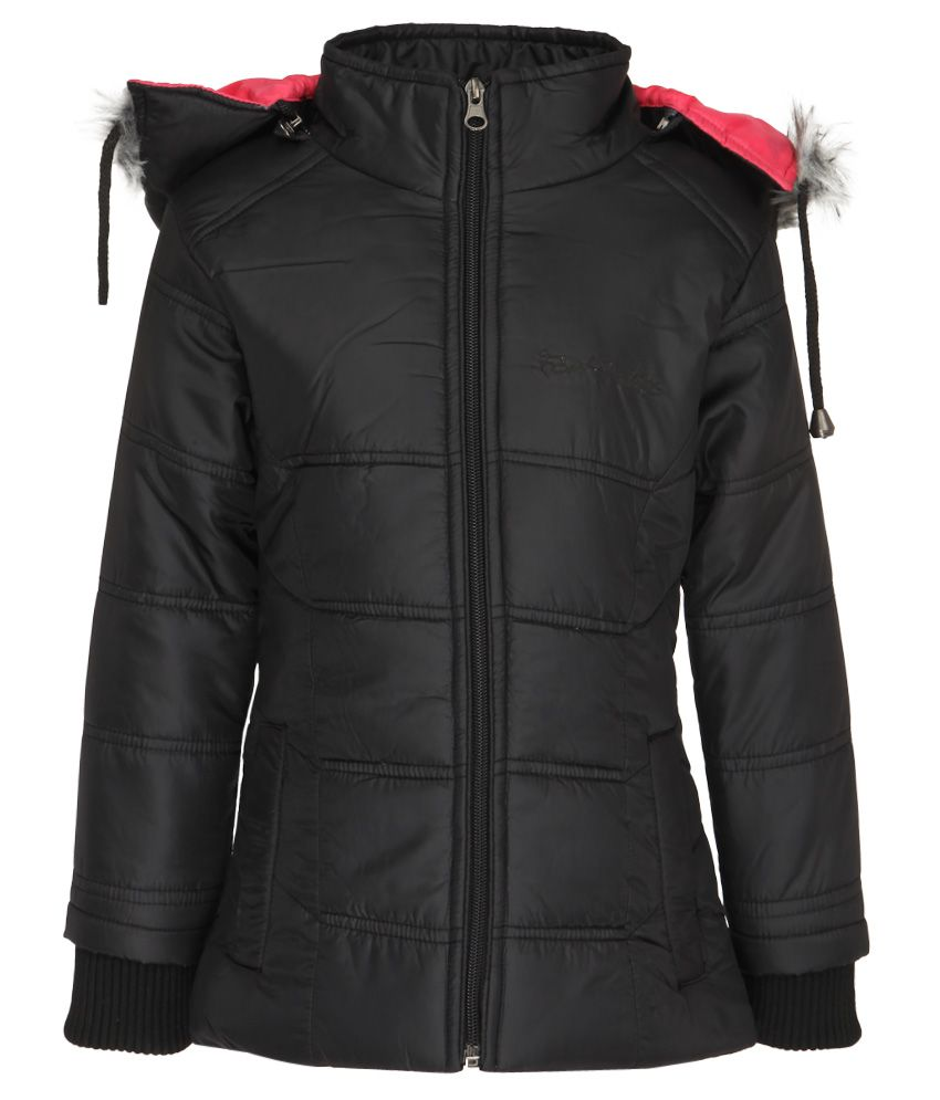 Fort Collins Black With Hooded Jacket