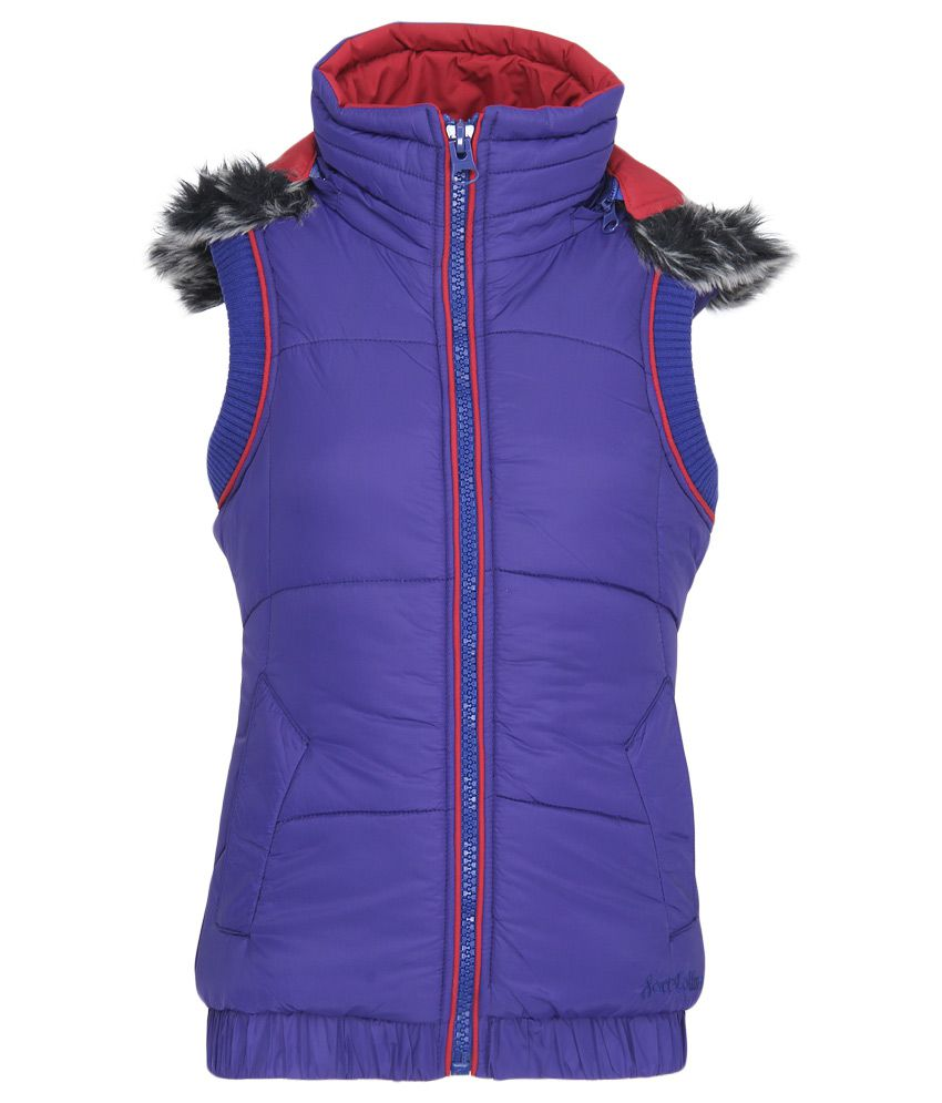 Fort Collins Blue With Hooded Jacket