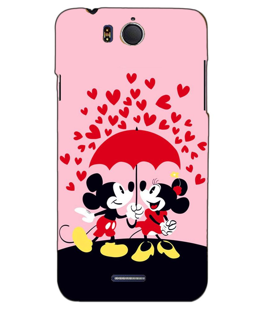 Sorry! Mobile Makeup Printed Back Cover For Infocus M530 - Multicolor ...