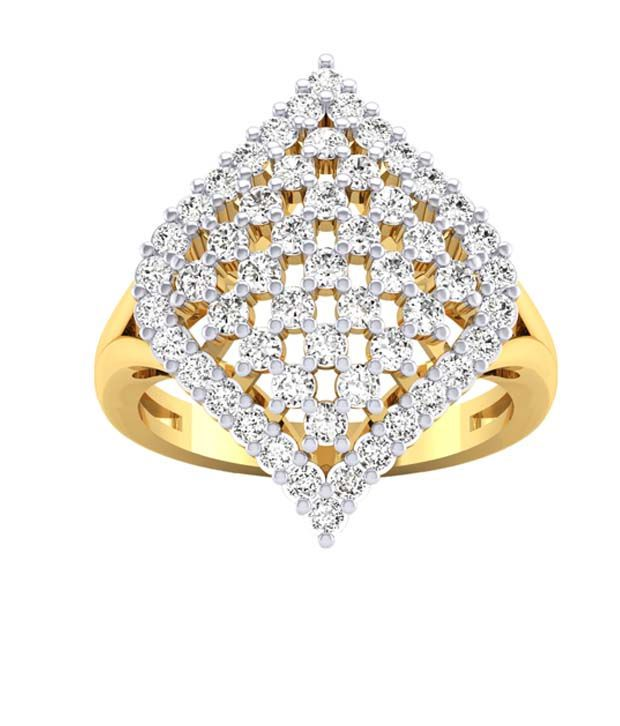 6f7f594d884f82 Pooja & Sonam 925 Pure Silver Cz Diamond Ring: Buy Pooja & Sonam 925 Pure  Silver Cz Diamond Ring Online in India on Snapdeal
