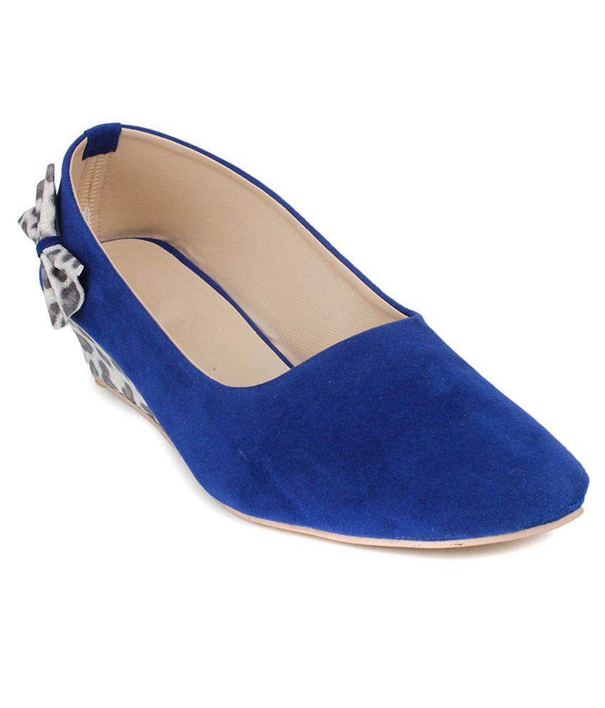 Mfw Blue Slip Ons