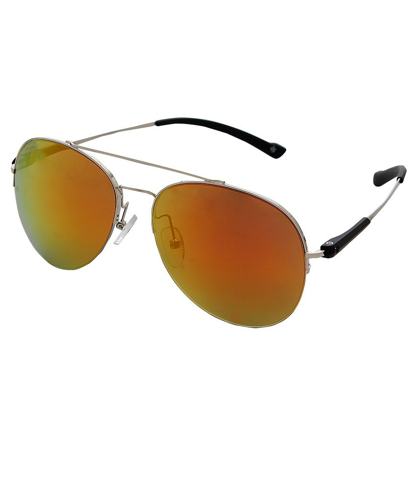 Nst Silver Metal Sunglasses