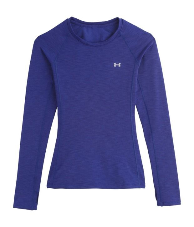 Under Armour Under Armour Women's Coldgear Cozy Crewneck Long Sleeve Shirt Flash Light