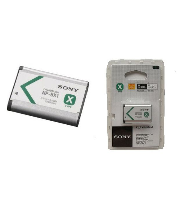 Sony NP-BX1 Battery for RX-100, HX-300, WX-300
