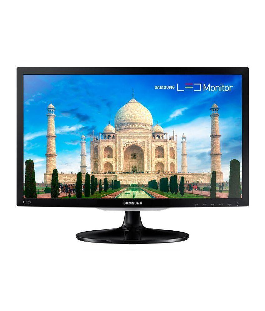 Samsung 22 Night View LED Monitor LS22F380HY/XL