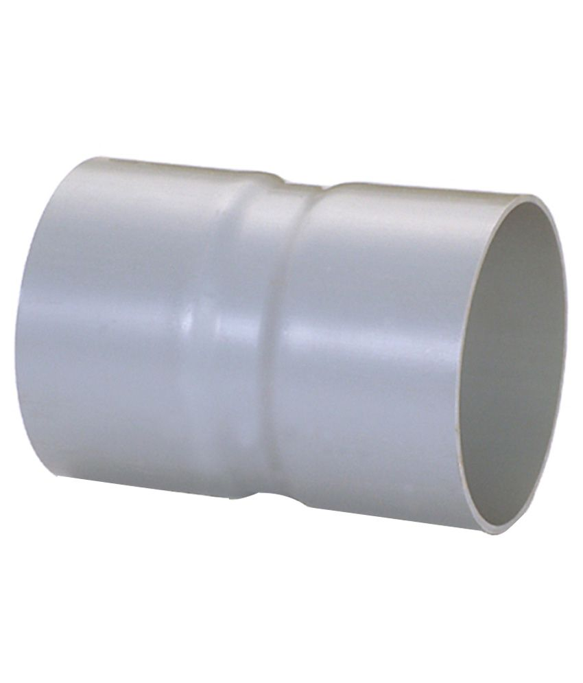 Finolex Pvc Fabricated Coupler 1 Inch (32mm) 15kgf - 10 Pieces