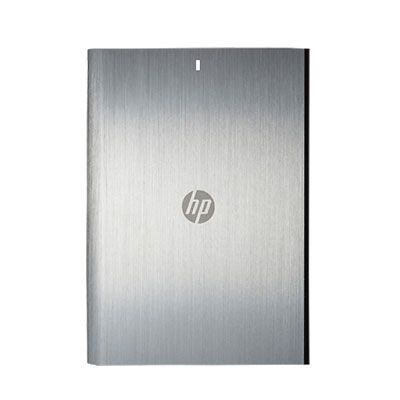 HP 1 TB External Hard Disk Silver
