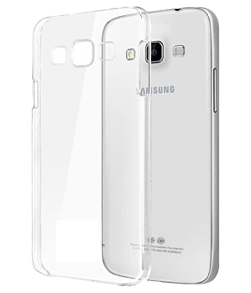 Samsung Galaxy On7 - Transparent Tempered Glass Screen Guard by Soroo