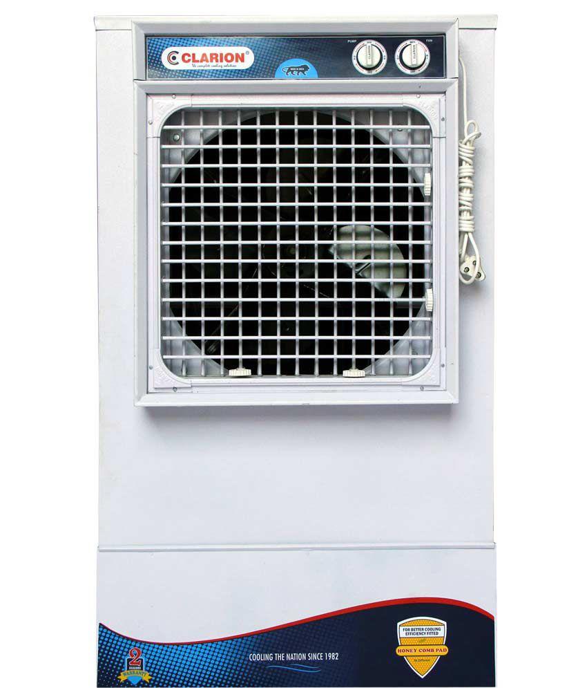 Clarion 55 Expert75 Desert Cooler White
