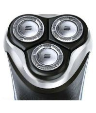 Philips HQ6970 Shaver Black and Blue