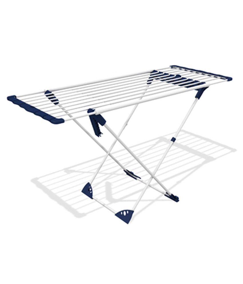 Gimi Extension White Steel Cloth Stand