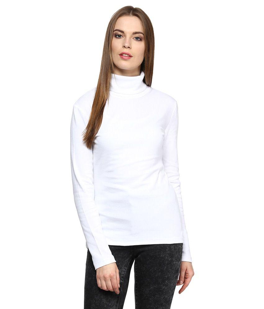 Hypernation White Cotton Tees