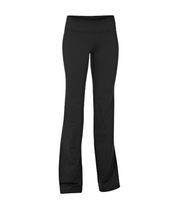 Under Armour Under Armour Black Womens Studio Lux Pants