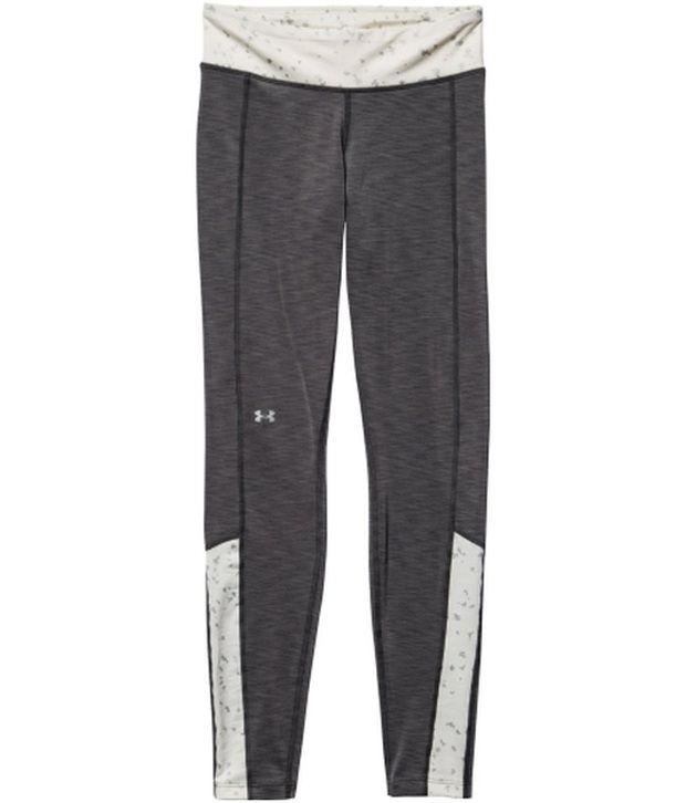 Under Armour Under Armour Grey Womens Cold Gear Cozy Shimmer Pants