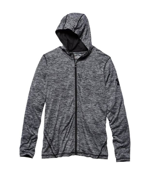 Under Armour Under Armour Grey And Blue Mens Tech Full Zip Sweatshirt (pack Of 2)